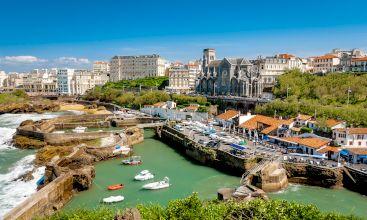 Mietwagen Biarritz