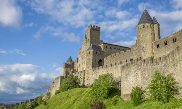Autoverhuur Carcassonne
