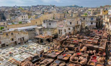 Alquiler de coches Fez
