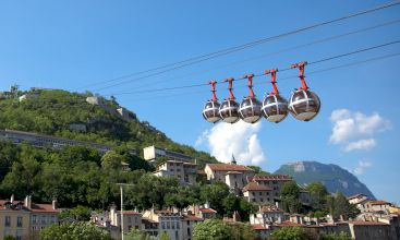 Autovermietung Grenoble