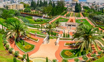 Alquiler de coches Haifa