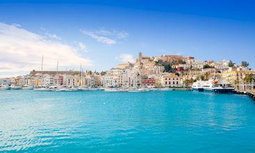 Car Hire Ibiza Town