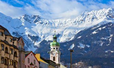 Autoverhuur Innsbruck