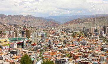 Car hire La Paz