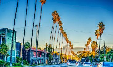 Alquiler de coches Los Ángeles