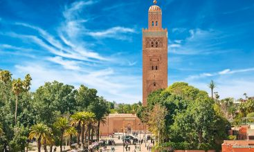 Alquiler de coches Marrakech