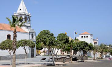 Autovermietung Puerto del Rosario