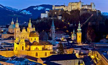 Autoverhuur Salzburg