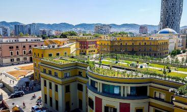 Wypożyczalnia samochodów Tirana
