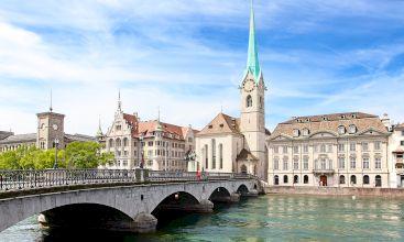 Aluguer de carros Zurique