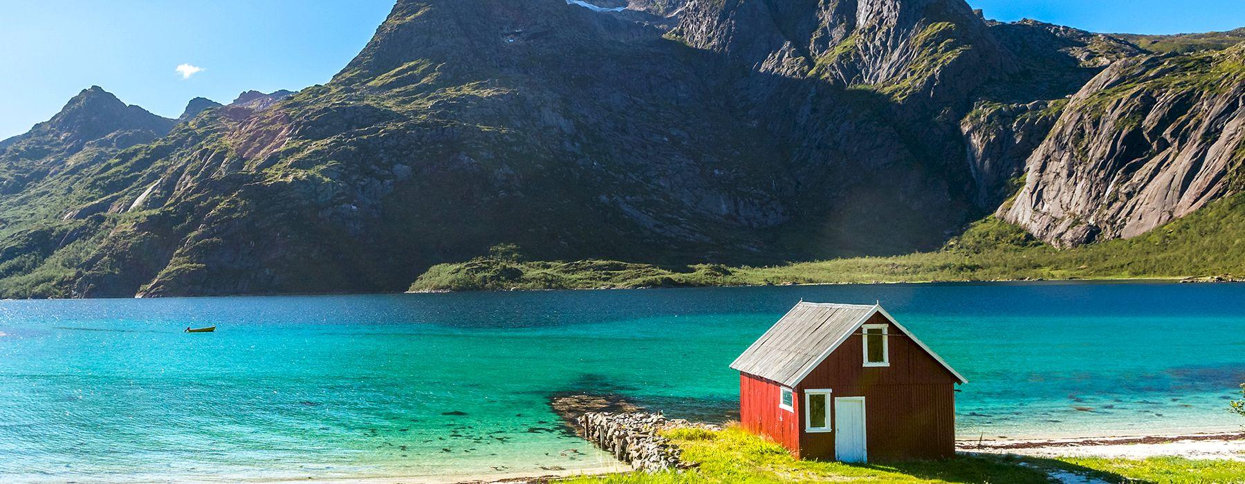 Auto a noleggio Norvegia