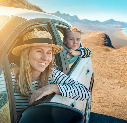 Alquilar un coche sin preocupaciones gracias a Sin preocupaciones
