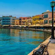 Biludlejning Chania