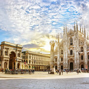 Car rental Milan