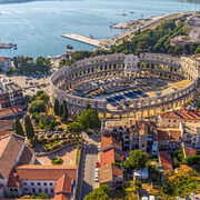 Car hire Pula
